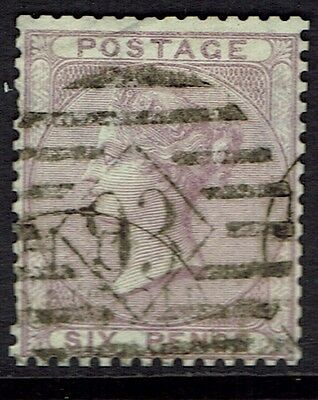 Great Britain, Used, 27, Lilac, Nice Looking