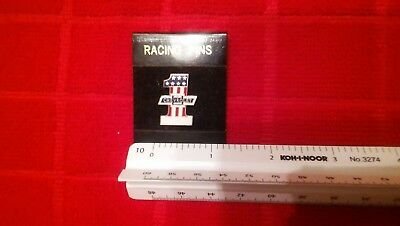 Chevrolet Racing Vintage Number One lapel pin