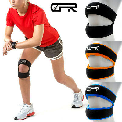 Patella Knee Strap Support Tendon Band Jumpers Runner Kneecap Tendonitis Brace