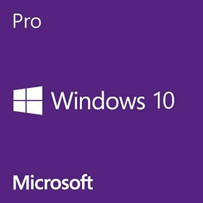 Windows 10 (USB Drive) Bootable Home Pro Upgrade Repair Install Recovery 64bit