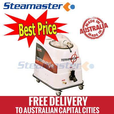 carpet cleaner steam cleaning machines equipment POLIVAC TERMINATOR accessories