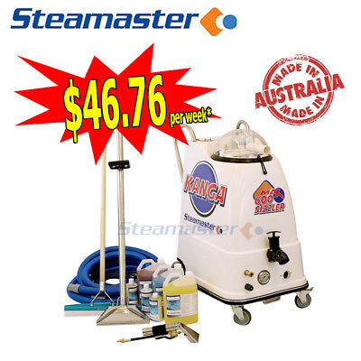 Carpet Cleaner Steam Cleaning Equipment Kanga 600 Auto Fill/Empty accessories