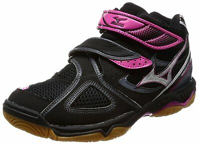 mizuno womens volleyball shoes size 8 x 2 inch japan belt