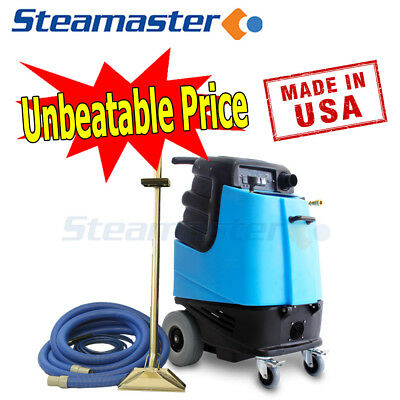Carpet Cleaner Steam Cleaning Equipment Mytee 1000DX-200 lite heated accessories
