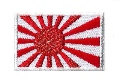 Patch écusson patche petit Japon impérial WWII brodé thermocollant 45 x 30 mm