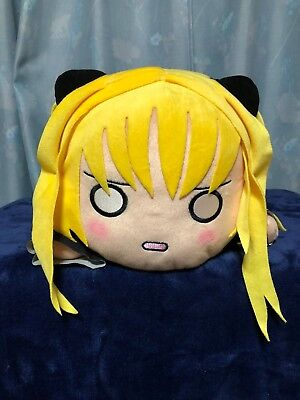 To Love Ru Golden Darkness Plush Doll Nesoberi Mega Jumbo SEGA JAPAN