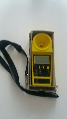 suparule cable height meter. model 600E