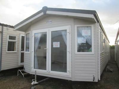Static Caravan Mobile Home 36x12x2bed Atlas Amethyst SC5741