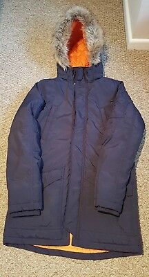 H&M boys coat age 12-13