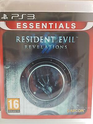Resident Evil Revelations (PS3) BRAND NEW SEALED PLAYSTATION ESSENTIALS RANGE