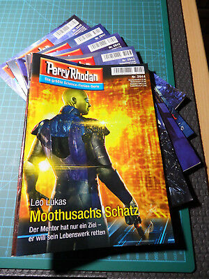 Perry Rhodan Hefte Band 2940 bis 2944