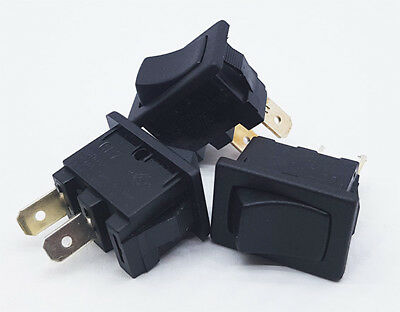 New Arcelectric Rocker Switch On/Off 250V 16A  - Warehouse Clearance -