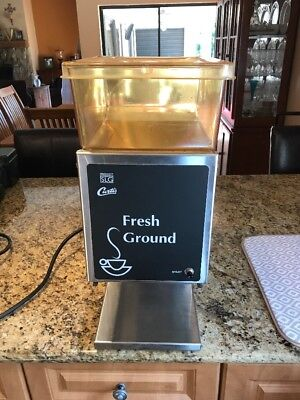 Curtis SLG Low Pro Commercial Coffee Grinder