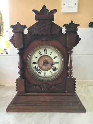 Ansonia antique mantel clock