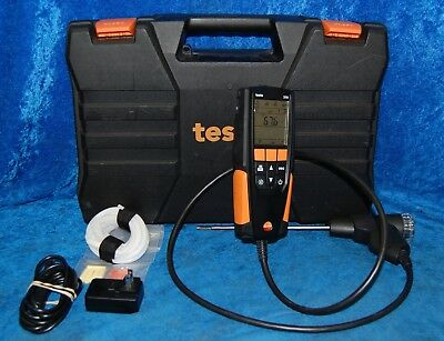 Testo 310 Residential Combustion Analyzer Type K TC And Type J TC
