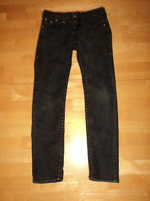 True Religion Jeans Girls Size 10 Black Jeans Skinny Jeans True Religion 10 Girl