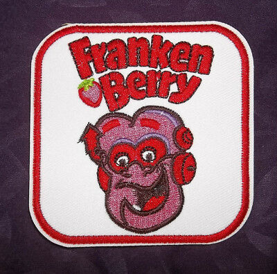 Franken Berry Patch Monster Breakfast  Cereals Boo Berry Count Chocula