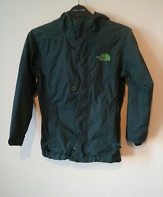 Boys The north face Hyvent Jacket size Small  (7 / 8 )