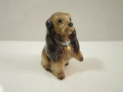 Hagen Renaker Disney Lady and the Tramp Cocker Spaniel Mama Dog Animal Figurine