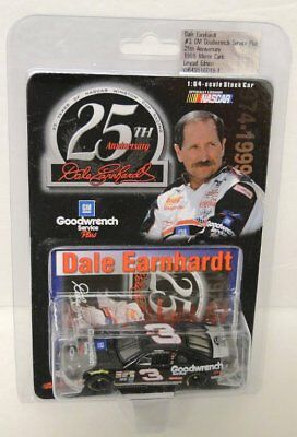Nascar 1999 Dale Earnhardt 25Th Anniversary 1/64 Diecast Car Chevy Monte Carlo