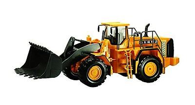 (new) RC construction equipment wheel loader (1/28 scale electric radio control)