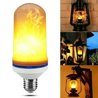 fire lamps of different colors