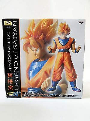 Dragon Ball Z Kai Figure SUPER SAIYAN SON GOKOU Legend of Saiyan Banpresto NEW