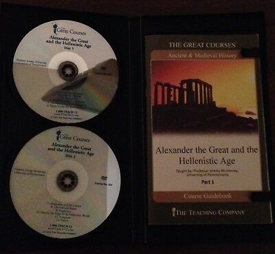 The Great Courses Alexander the Great and the Hellenistic Age Part 1&2