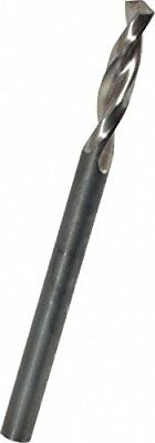 GUHRING 9005520053100 GT80 HSS Parabolic Screw Machine Drill Bit, Stub Length, 3