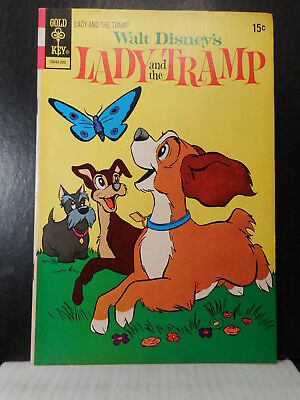 Walt Disney's Lady And The Tramp nn  (1970s)  VG+   120TB.