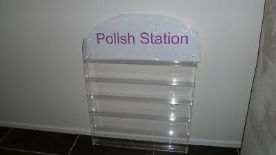 Polish Station Nail Polish Holder