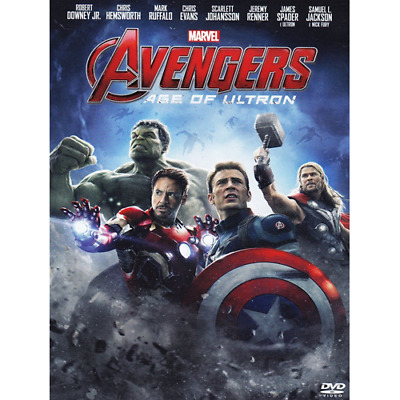 Avengers - Age Of Ultron  [Dvd Nuovo]