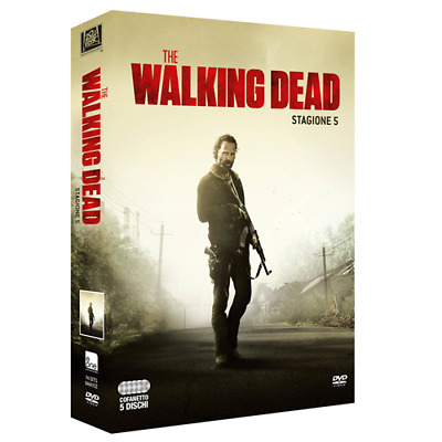 Walking Dead (The) - Stagione 05 (5 Dvd)  [Dvd Nuovo]