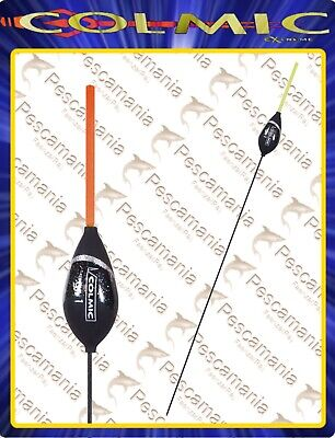 """Floating colmic """"Koy"""" 0,1-1,0 gr Drift in fiber carbon and rod artificial pond"""