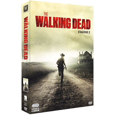 Walking Dead (The) - Stagione 02 (4 Dvd)  [Dvd Nuovo]