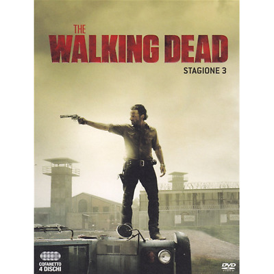 Walking Dead (The) - Stagione 03 (5 Dvd)  [Dvd Nuovo]