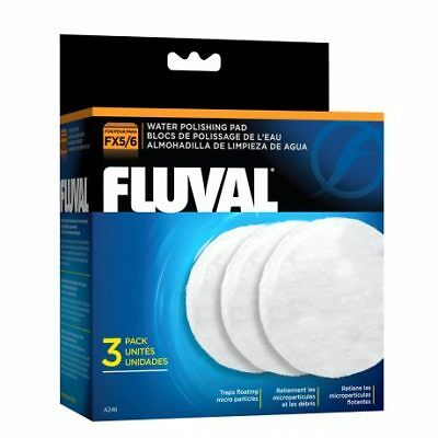 Fluval FX5/FX6 Water Polishing pad 3 pack