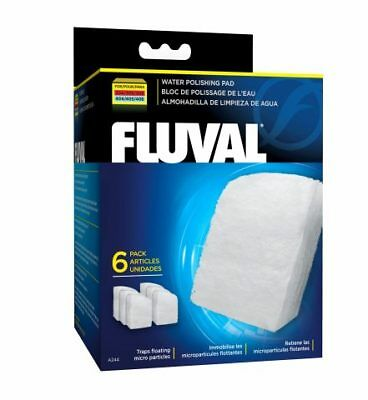 Fluval Polishing Pad for 304-406 6 pieces