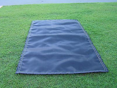 NEW RECTANGLE TRAMPOLINE MAT ONLY Hills (17 x 13) 3Yr Wty Stitching AUSSIE MADE