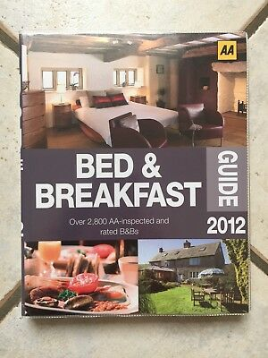 """Bed & Breakfast Guide 2012 - NEU und ungelesen!!!"