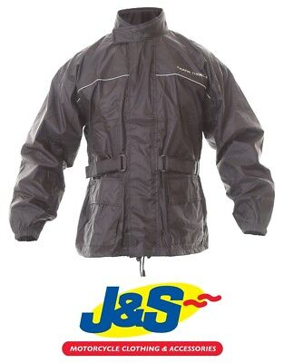 Frank Thomas BGT Waterproof Rain Jacket Motorcycle Over Mac FT J&S Exclusive!