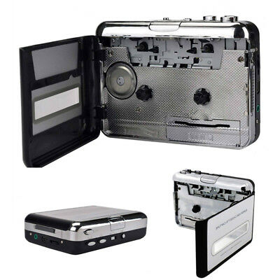 Tape to PC USB Super Cassette to MP3 CD Converter Capture Audio Music Players
