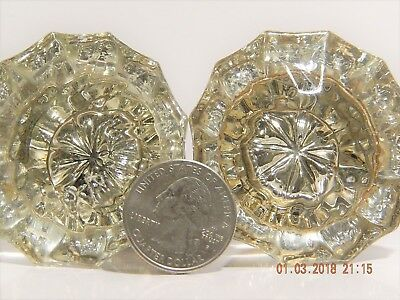 Antique Clear  Glass Door Knobs Spectacular Door Knobs Super Nice