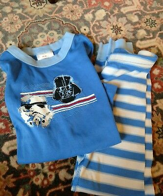 hanna andersson star wars long johns 110