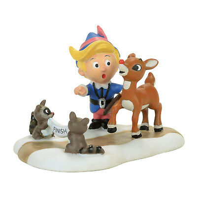 Dept 56 North Pole Training for Christmas Eve Accessory NEW 4056675 2017 D56 NP