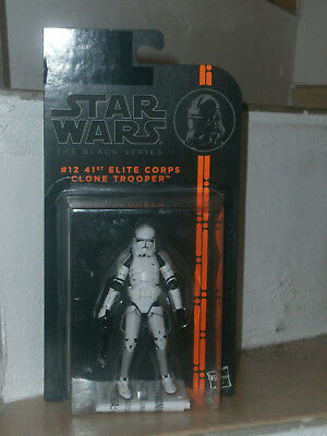 Star Wars TBS #12 41st Elite Corps Clone Trooper OVP