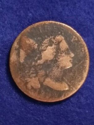 1794 Large Cent - About Good Condition