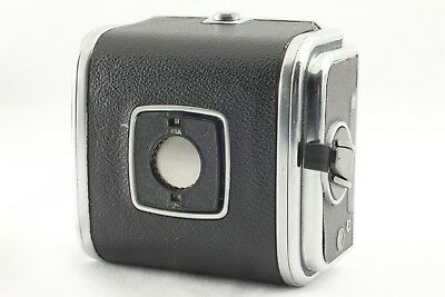 Ex++  Hasselblad A12 Type II 6x6 Black Roll Film Back Magazine from Japan #060