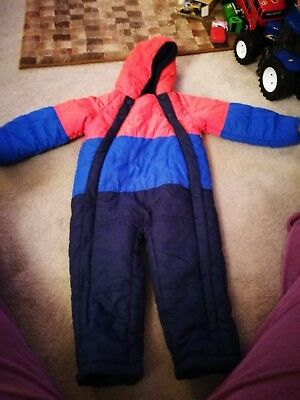 marks and spencers snowsuit 2-3 years