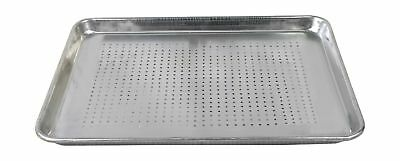 "Excellante 18"" X 26"" Full Size Aluminum Sheet Pan, Perforated, Comes In Each"